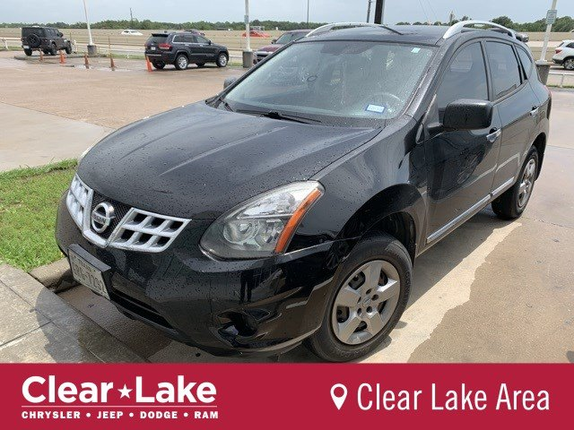 Nissan Rogue Select >> Pre Owned 2015 Nissan Rogue Select S Sport Utility In Webster